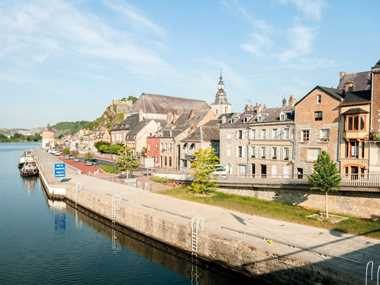 Successful restoration highlights beauty of Givet's historic centre